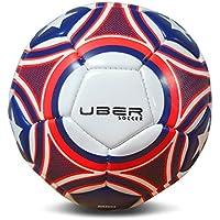 uBer Soccer USAトレーナーボール – レッド、ホワイト、ブルー