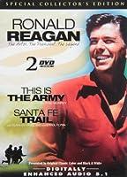 Ronald Reagan: This Is the Army/Santa Fe Trail
