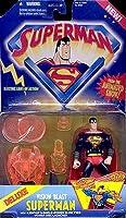 Superman the Animated Series Vision Blast Superman
