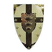 西洋甲冑 中世 鎧 兜  騎士 ナイト アーマー シールド 盾  300スパルタ戦士 FA0702   並行輸入品