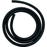 キジマ(kijima) 耐油2層管ホース ガソリン対応 耐油温度100℃ 9.5φx13φx1m 汎用 ブラック 106-051