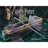 ハリーポッター スネイプ教授専用魔法の杖レプリカ