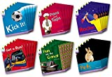 Oxford Reading Tree: Stage 1+: Floppy's Phonics Non-Fiction: Class Pack of 36