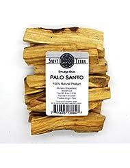 Saint Terra – プレミアムPalo SantoHoly Wood8オンスパックアーティザンカットSmudge Stick – 100 % Natural