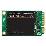 Samsung SSD 1TB 860EVO mSATA5年保証 正規代理店保証品 MZ-M6E1T0B/EC