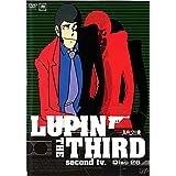ルパン三世 LUPIN THE THIRD second tv. Disc26