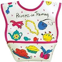 Dex Baby Dura Bib - Stage 1 - Small 3 - 12 Months (Princess In Training) by DEX