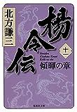 楊令伝 11 傾暉の章 (集英社文庫) 画像