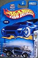 HOT WHEELS 2003 FIRST EDITIONS 34/42 1968 MUSTANG BOSS HOSS TEMPO AND BOTTOM. [並行輸入品]