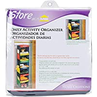 Innovative Home Creations 10600 Daily Activity Organizer- Pack Of 2