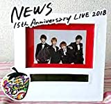 NEWS 【15th Anniversary Clock】15周年 Anniversary LIVE 2018 Strawberry 公式グッズ + 公式写真1種 セット