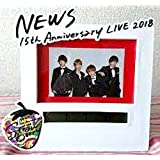 NEWS 【15th Anniversary Clock】15周年 Anniversary LIVE 2018 Strawberry 公式グッズ + 公式写真1種 セット