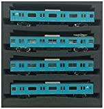 Nゲージ 4413 JR103系体質改善車 阪和線 J406編成 2012 4両編成セット (動力付き)