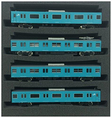 Nゲージ 4413 JR103系体質改善車 阪和線 J406編成 2012 4両編成  動力付き