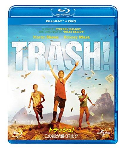 トラッシュ!-この街が輝く日まで- ブルーレイ+DVDセット [Blu-ray]の詳細を見る