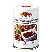 カナダお土産 メープルテルワー ピュアメープルコーヒー レギュラーコーヒー