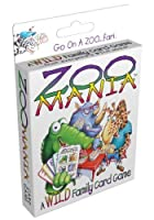 Zoo Mania Card Game by ZooMania Games [並行輸入品]