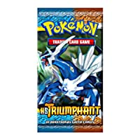 Pokemon Card Game Triumphant (HS4) Booster Pack