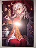 FGO冬祭り ダヴィンチコード Fate/Grand Order ポストカード オルガマリー パーソナルレッスン