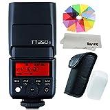 【正規品 技適マーク付き日本語説明書付】Godox Thinklite TTL TT350N ミニカメラフラッシュ高速1 / 8000s GN36 DSLR Nikon D800 D700 D7100 D5200 D5100 D5000 D300 D300D D3200 D3100 D3000 D200 D70S D810 D610 D90 D750 Cameras シリーズ
