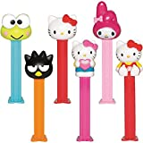 Pez Hello Kitty Assorted Dispenser With Refill [並行輸入品]