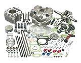 キタコ(KITACO) ボアアップキット(124cc/DOHC) モンキー(MONKEY)/ゴリラ/XR50R/XR70R等 215-1123920