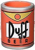 ICUP 10633?Simpsons Duff Beer Foam Can Cooler ,マルチカラー