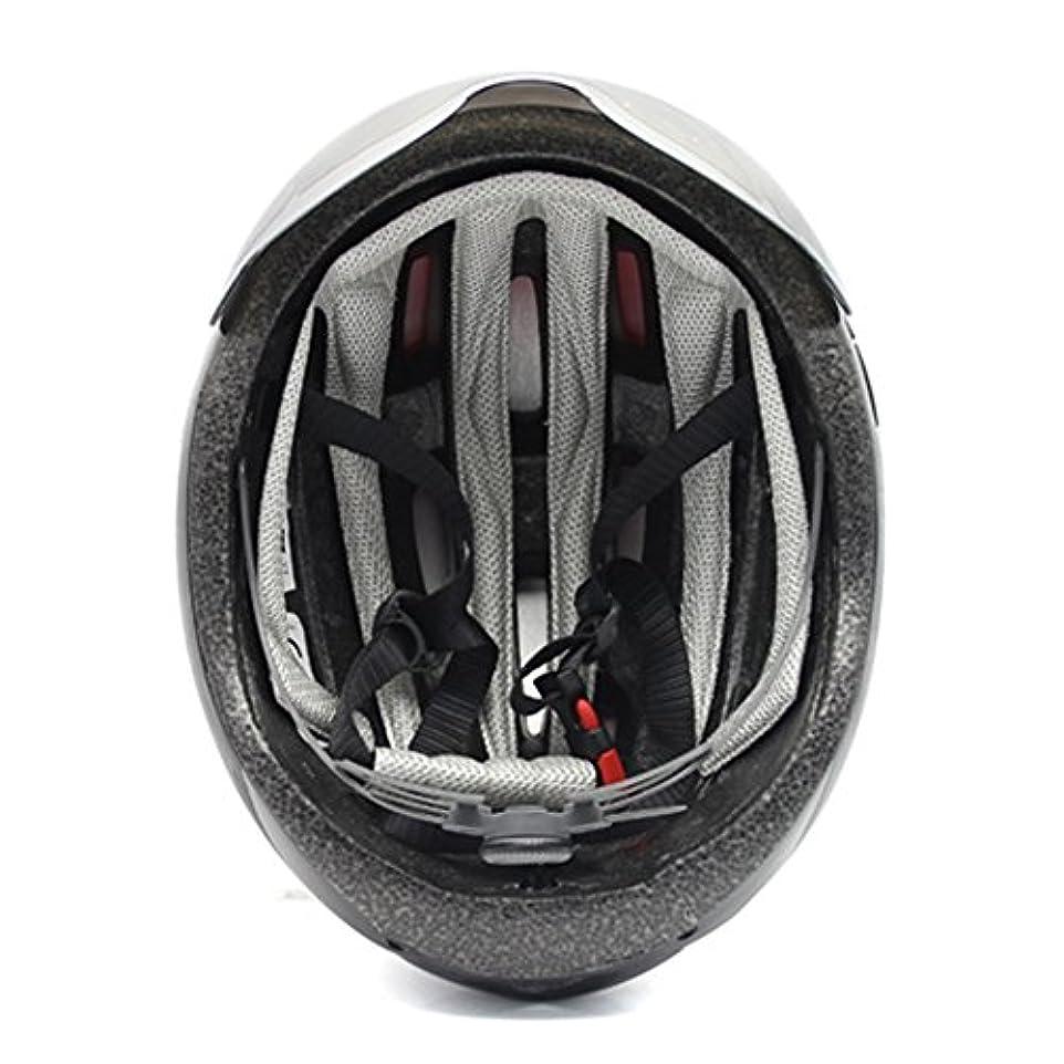 原因失ブロックするK-outdoor ライディングヘルメット 自転車ヘルメット マウンテンバイクヘルメット スポーツプロテクター レッドとブラック