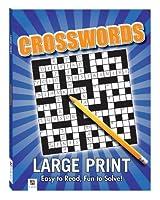 Crosswords Large Print