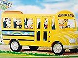 海外版 シルバニアUK スクールバス