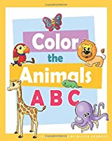 Color The Animals ABC