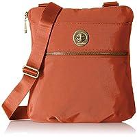 Baggallini レディース HAN867 US サイズ: One Size カラー: オレンジ