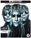 マトリックス トリロジー 4K UHD Blu-ray リージョンフリー 日本語有り (輸入版) -The Matrix Trilogy-