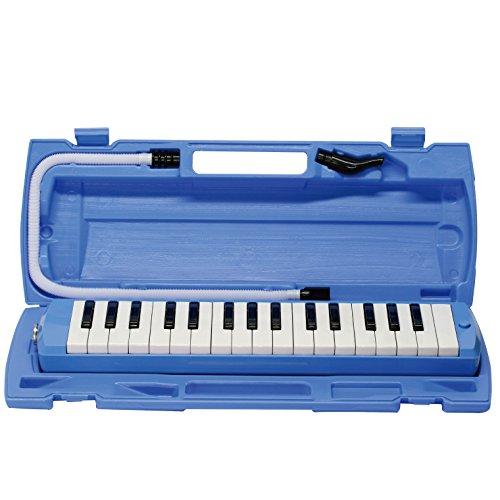 キクタニ 鍵盤ハーモニカ 32鍵 MM-32N ブルー