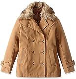 (エンジェルハート)AngelHeart 衿ファー付きPコート AIG900 12ベージュ ベージュ 130cm