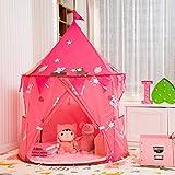 キッズテント ハウス 室内 子供 折りたたみ ピンク 男の子 女の子 おもちゃ 玩具 おままごと ボールハウス vinteky