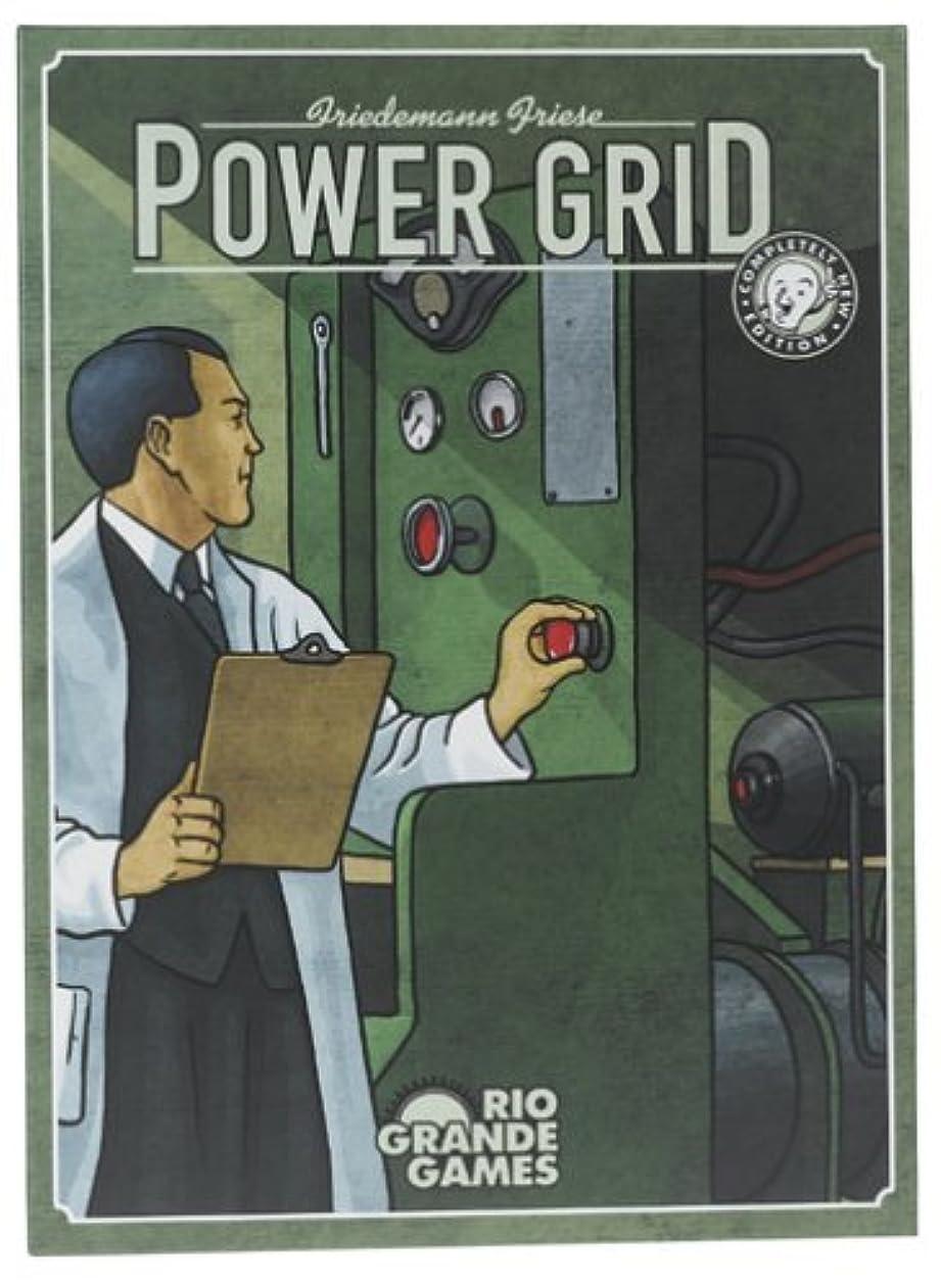 交通渋滞肖像画主要なPower Grid [並行輸入品]