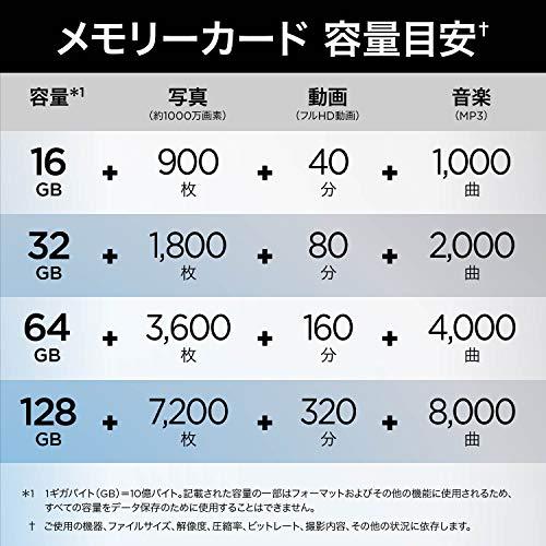 『【 サンディスク 正規品 】 10年保証 microSDカード 64GB UHS-I Class10 SanDisk Ultra SDSQUNA-064G-GHENA エコパッケージ』の6枚目の画像