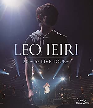 20 ~4th Live Tour~ (Blu-ray Disc)