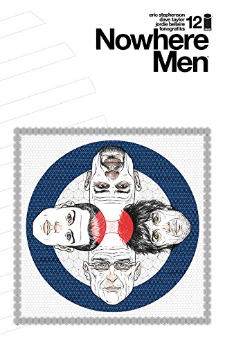 Nowhere Men #12