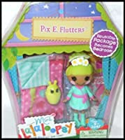 "ララループシーMini Lalaloopsy PIX E. FLUTTERS """"Sleepy Series"""" [並行輸入品]"