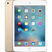 Apple iPad mini 4 Wi-Fiモデル 128GB ゴールド MK9Q2J/A