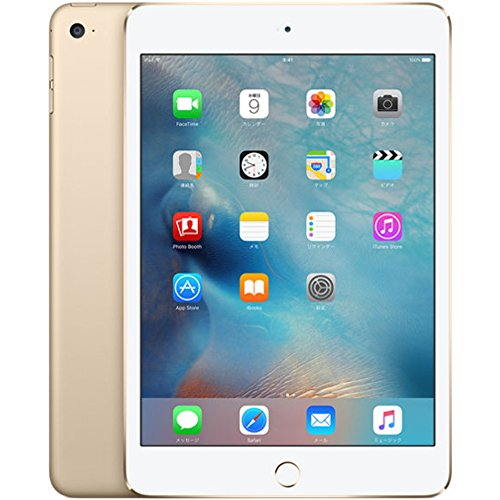 Apple iPad mini 4 Wi-Fiモデル 128G...
