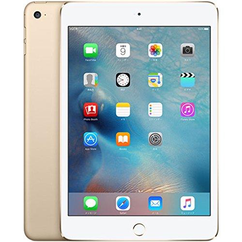 Apple iPad mini 4 (Wi-Fi, 128GB) - ゴールド(第4世代)