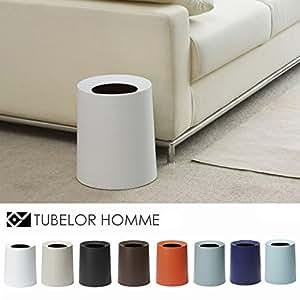 TUBELOR HOMME(チューブラー オム) ダストボックス イデアコ(ideaco) 全8色 サンドホワイト