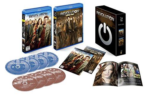 レボリューション <コンプリート・シリーズ> (初回限定生産/8枚組) [Blu-ray] -
