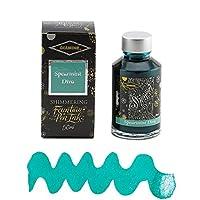Diamine - Shimmering Fountain Pen Ink, Spearmint Diva 50ml