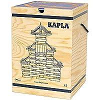 [カプラ] KAPLA ブロック280 アートブック(青) 付!積み木 知育教材 玩具 白木280ピース