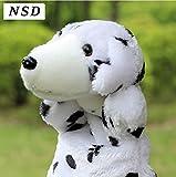 NSD かわいい アニマル パペット 人形 ぬいぐるみ (いぬ)