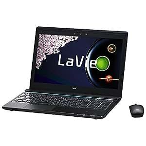 日本電気 LaVie Note Standard - NS850/AAB クリスタルブラック PC-NS850AAB